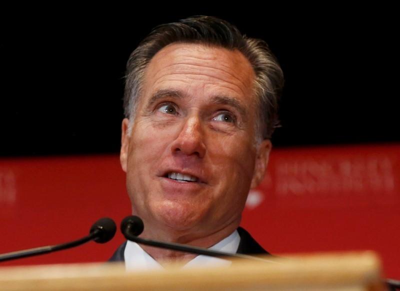 Mitt Romney on Trump: He's a Fraud, a Phony