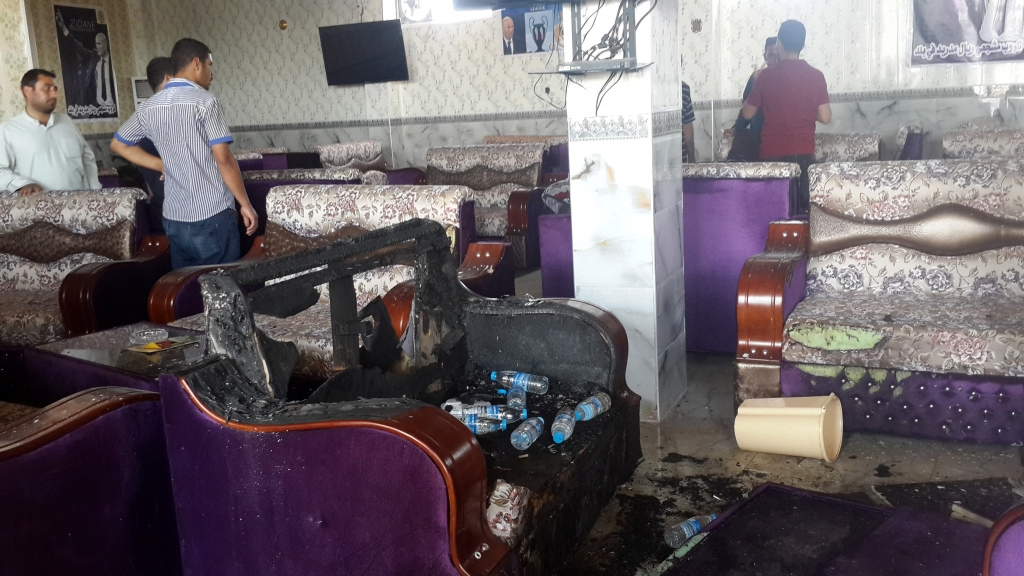 Terrorist Attack by Islamic State to Real Madrid's fans gathering in Irak kills 16