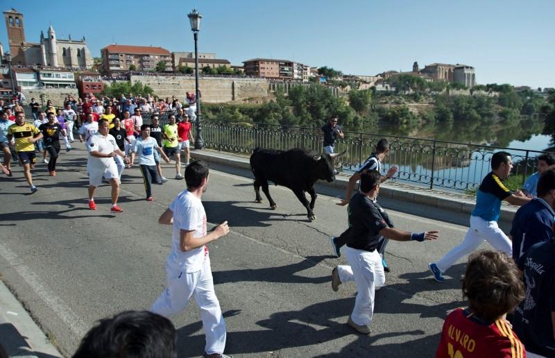 Spain bans killing in controversial bull-lancing festival