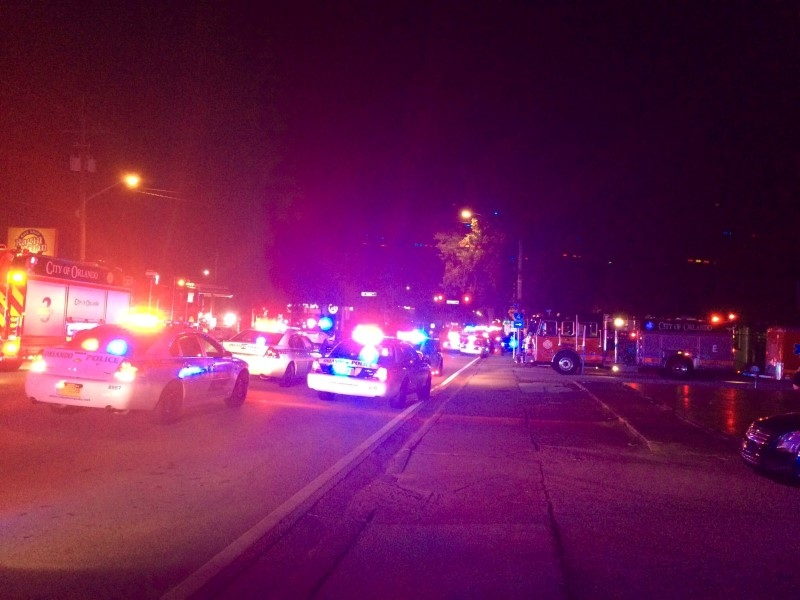 Fifty killed in Florida gay club shooting, worst in U.S. history