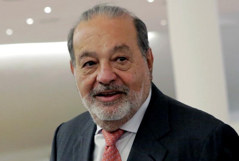Carlos Slim seeking second-hand phones