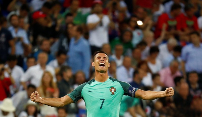 Cristiano Ronaldo delivers on the big stage again