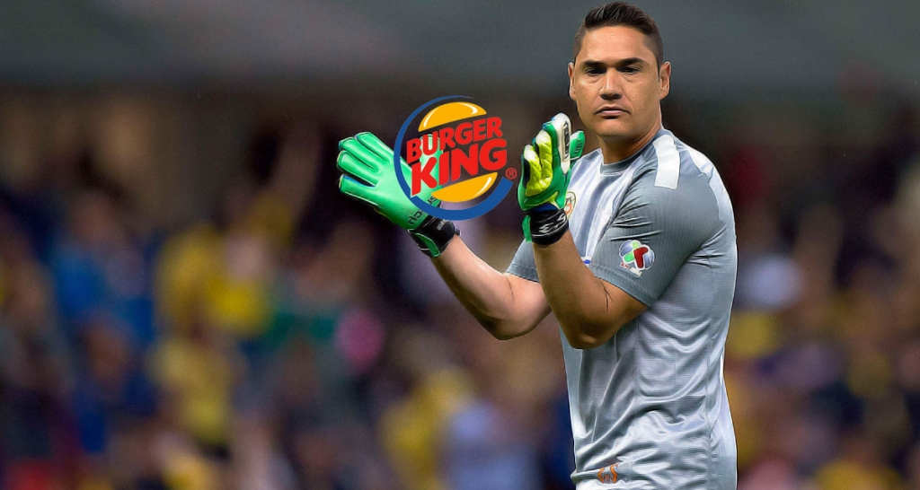 Moisés Muñoz será patrocinado por empresa de hamburguesas