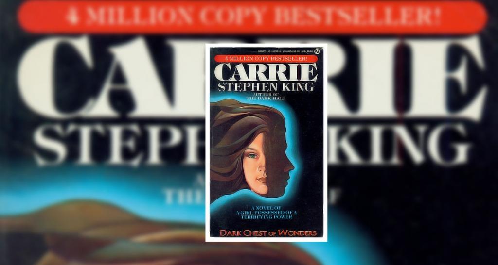 Reseña literaria: Carrie de Stephen King