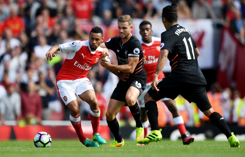 In an epic match, Liverpool defeats Arsenal in BPL's debut