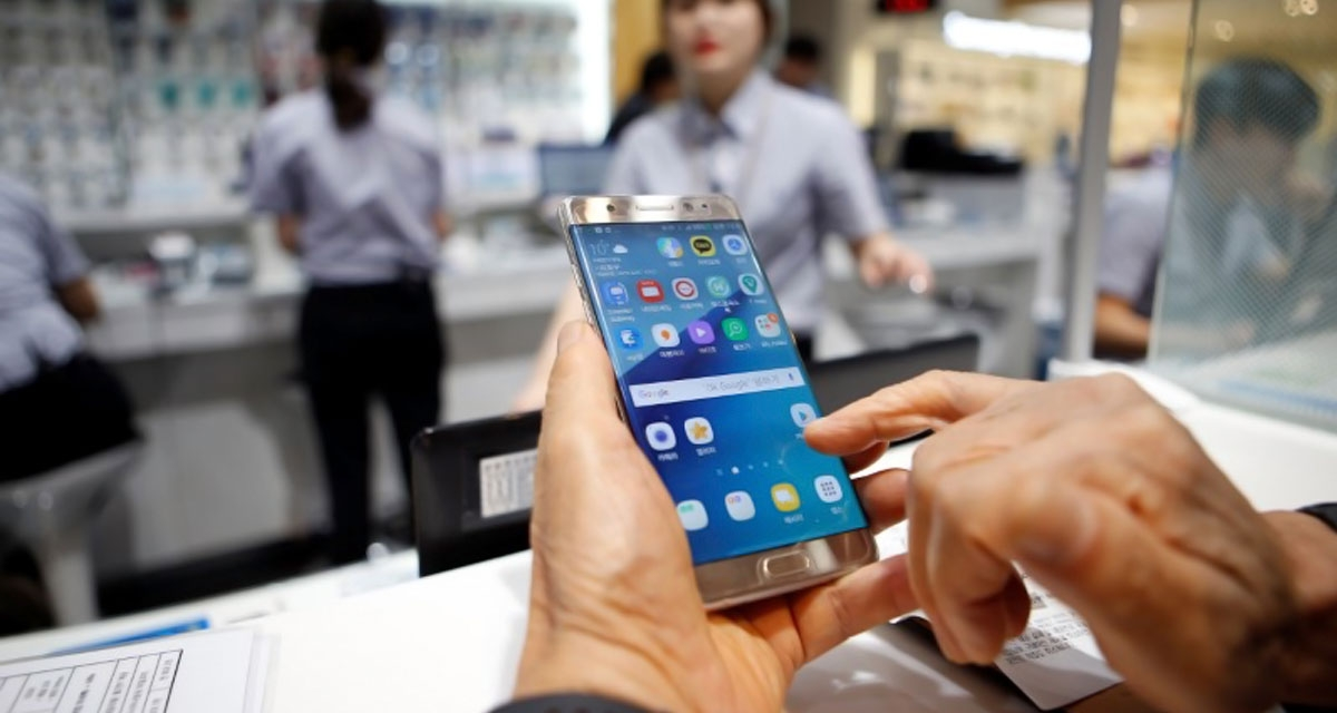 Samsung to disable Note 7 phones using software update