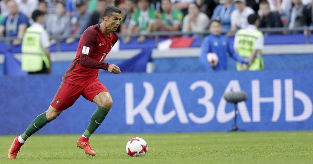 Con garra, México le arranca empate a Portugal de Cristiano