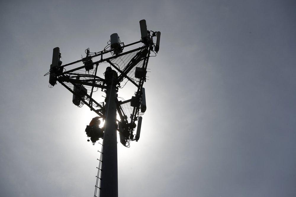 Servicio celular irregular en zonas de eclipse en EEUU