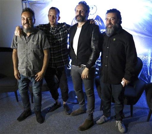 """Molotov comparte con los fans sus """"Días de peda y de cruda"""""""