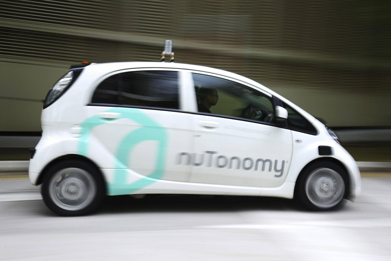 Lyft ofrece transporte con vehículos autónomos en Boston