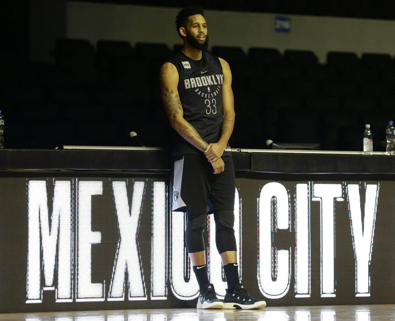 México: Los Nets se preocupan por el Thunder y no por sismos
