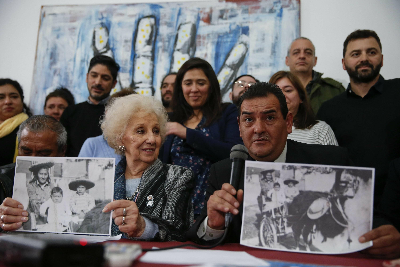 Abuelas En Pelotas argentina: abuelas plaza de mayo encuentran a nieto 128
