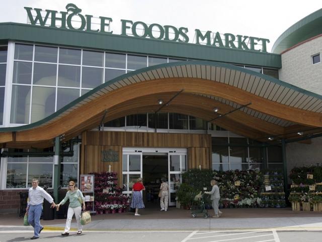 Amazon compra cadena de supermercados Whole Foods