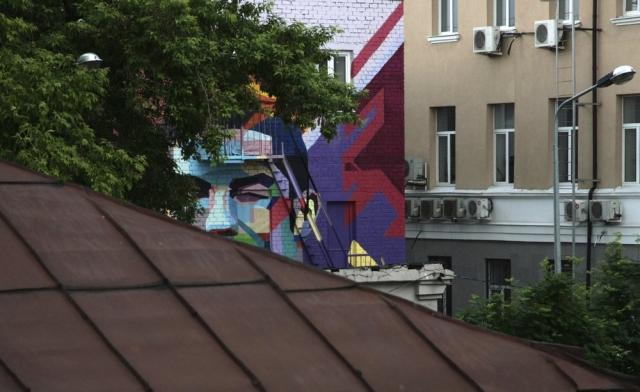 """El mural """"invisible"""" de Cristiano en la Confederaciones"""