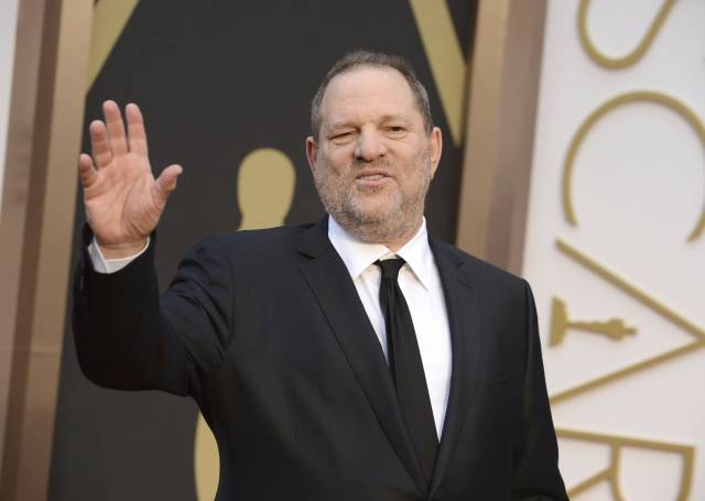 Policía de NY revisa acusaciones contra Weinstein