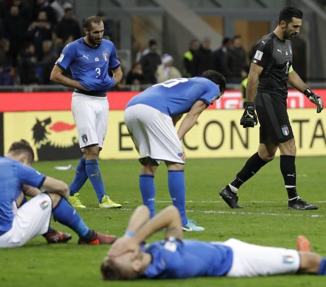 """Apocalipsis"": prensa italiana responde a salida del Mundial"