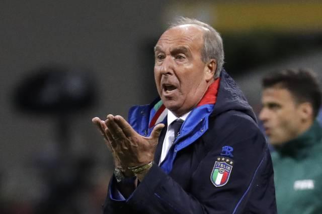 Italia busca soluciones tras no clasificarse al Mundial