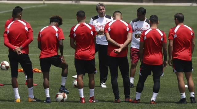 Perú juega se juega el boleto al Mundial ante Nueva Zelanda