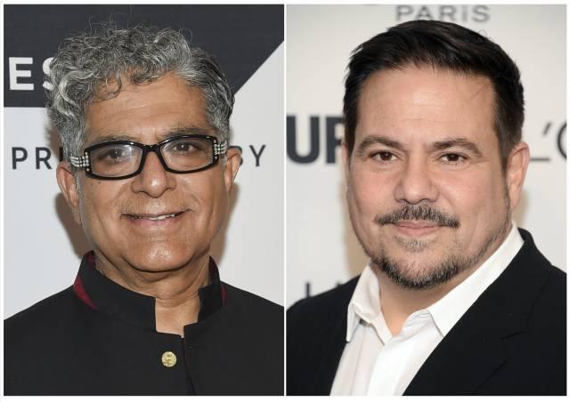 Maestro Cares honra a Deepak Chopra y Narciso Rodríguez
