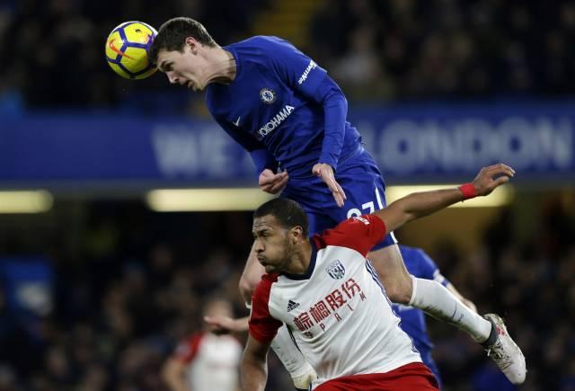 Chelsea vence 3-0 al West Bromwich con doblete de Hazard