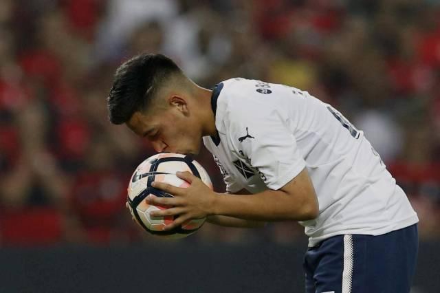 Independiente-Gremio en primer duelo por Recopa Sudamericana