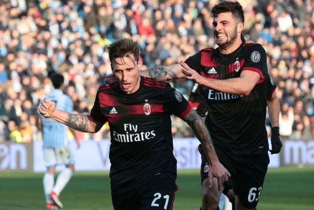 Milan y Arsenal apuestan todo a la Liga Europa