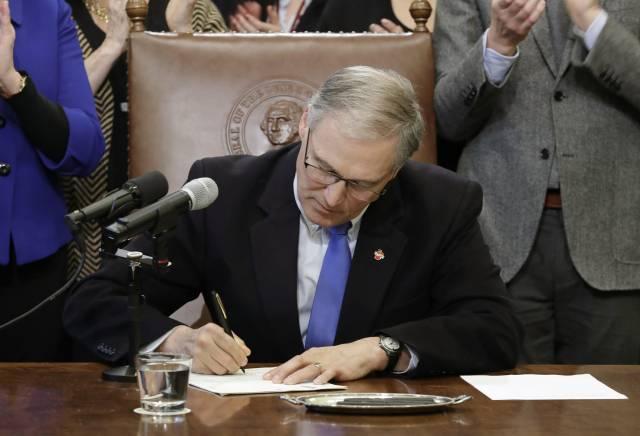 Washington, 1er estado en aprobar ley de neutralidad de red