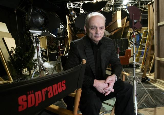 """Anuncian película de """"Los Soprano"""" con guion de David Chase"""