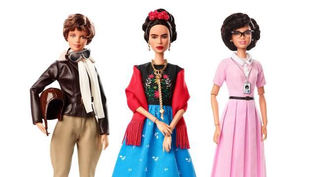 Pelea legal por la imagen de la nueva Barbie de Frida Kahlo
