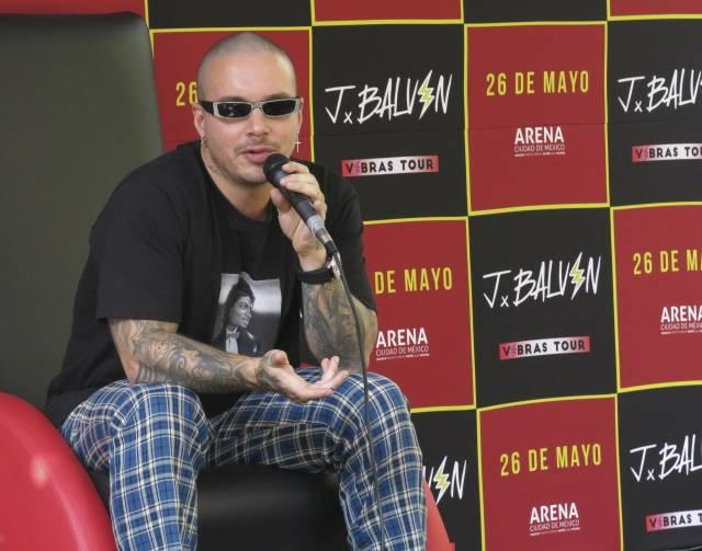 J Balvin insulta a Maduro en redes sociales