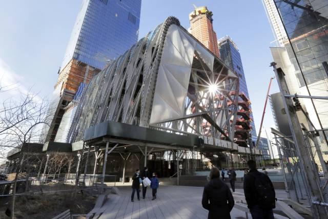 Hudson Yards, el monumental proyecto que transforma NY