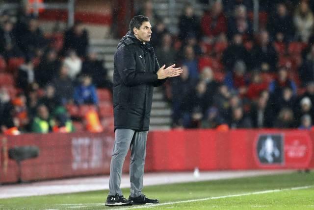 En riesgo de descenso, Southampton despide a Pellegrino