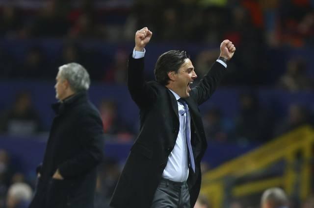 Sevilla avanza a cuartos de final en la Champions