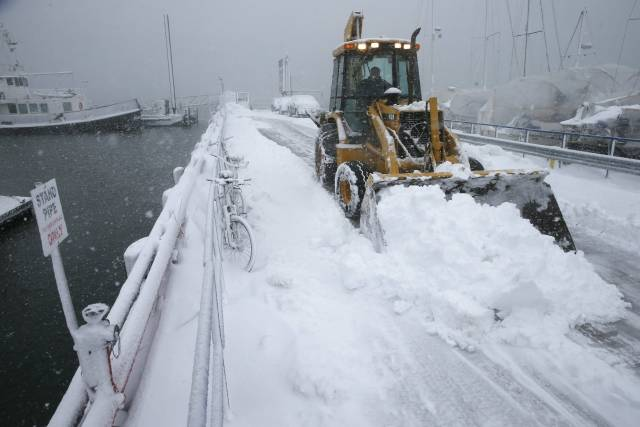 Nueva tormenta invernal azota noreste de EEUU