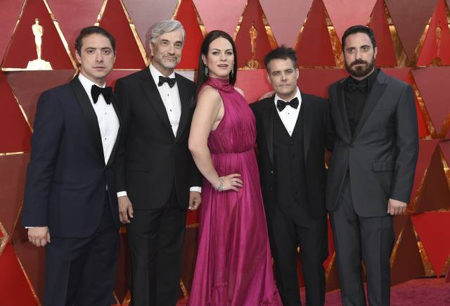 """""""Una mujer fantástica"""" es la más nominada de los Platino"""
