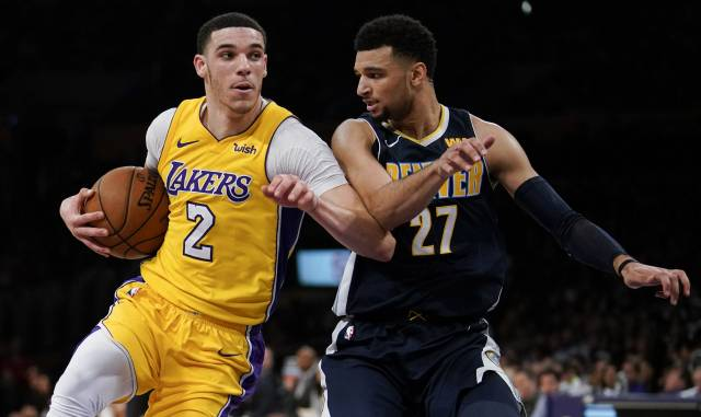 Thomas conduce a Lakers a triunfo sobre Nuggets