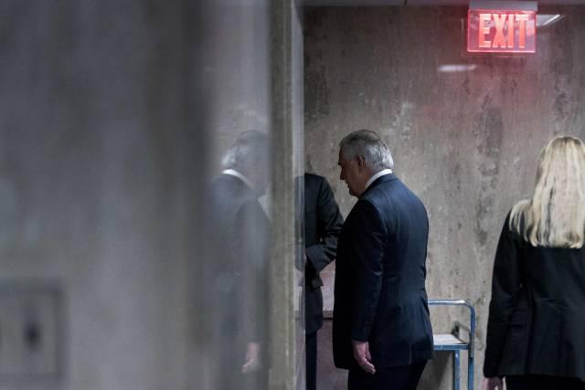 El caótico gabinete de Trump; ¿se avecinan más despidos?