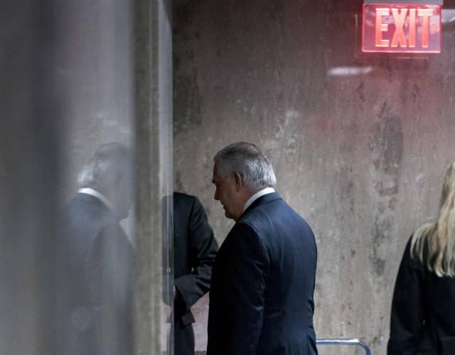 Reacciones mixtas en Medio Oriente al despido de Tillerson