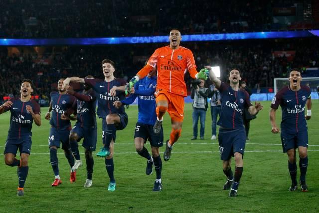 PSG reconquista título de liga francesa