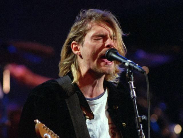 Foto de escena de muerte de Kurt Cobain no se harán publicas