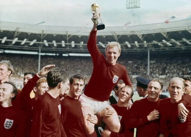 Falleció Ray Wilson, campeón Mundial con Inglaterra