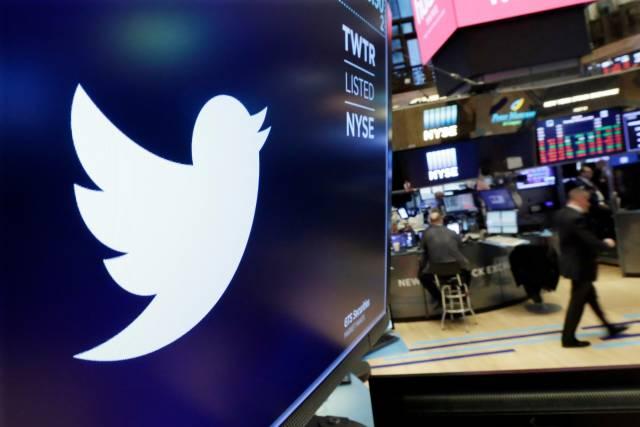 Caen acciones de Twitter tras eliminación de cuentas falsas