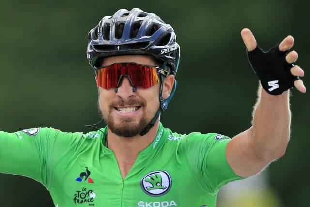 Sagan gana quinta etapa de la Tour de France