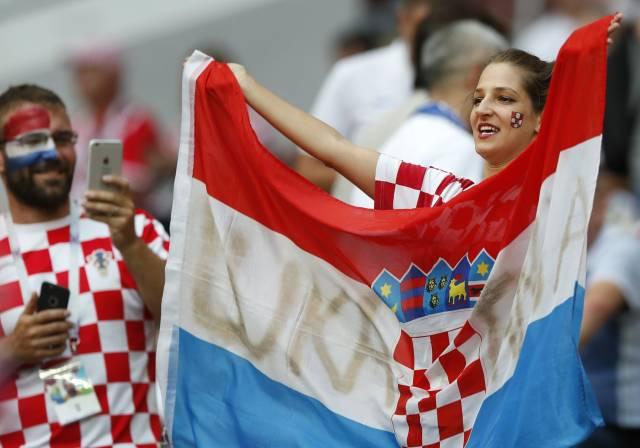 Croacia funde a Inglaterra en otro alargue y jugará la final