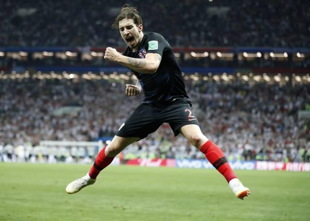 Pese al agotamiento, Croacia llega a 1ra final mundialista