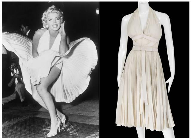 EEUU: Subastarán fotografías y vestidos de Marilyn Monroe