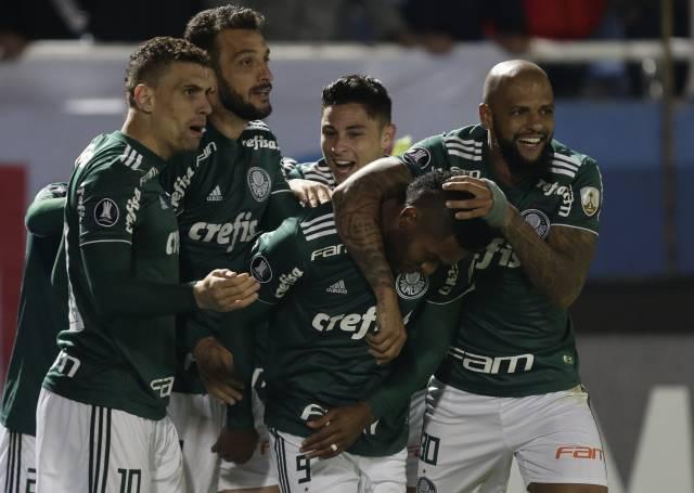 River y Racing empatan; Atlético Tucumán y Palmeiras ganan