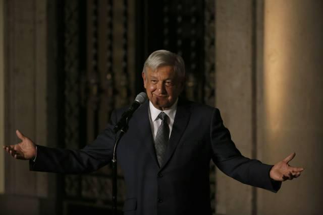 López Obrador reitera que prescindirá del Estado Mayor
