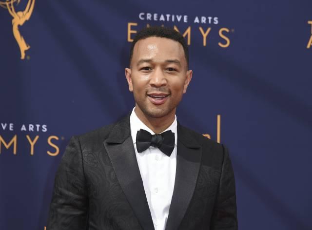 """Ganador del Emmy John Legend se une como coach a """"The Voice"""""""