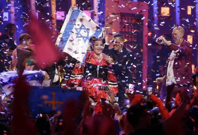 Tel Aviv recibirá festival de la canción Eurovisión en 2019